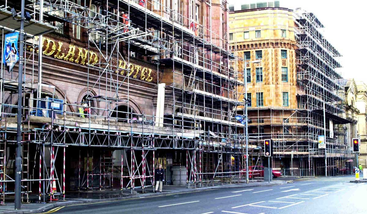 Commercial Scaffolding